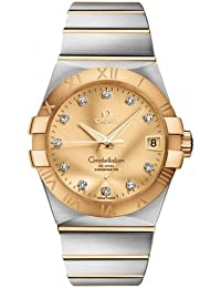 Constellation Automatic Champagne Dial Mens Watch 12320382158001