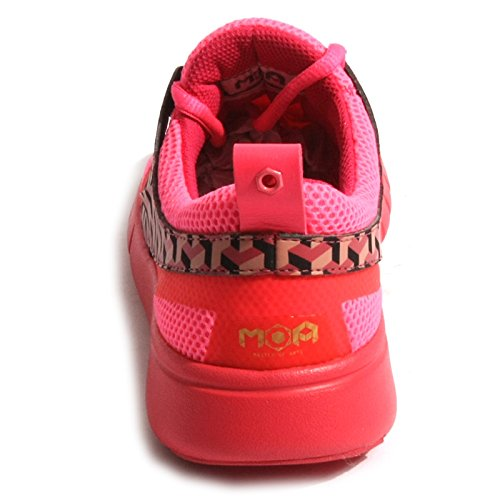 Moa Fucsia Shoes B0401 Sneaker Women Scarpa Donna Arts Master Of rxqw10rz