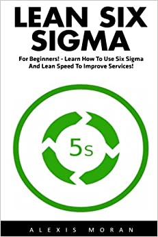 Lean Six Sigma: For Beginners! - Learn How To Use Six Sigma And Lean Speed To Improve Services! (Lean, Six Sigma, Quality Control)
