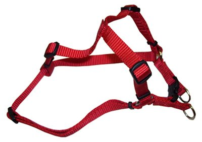 Coastal Pet Products 06945 A RED40 Dog Harness, Adjustable, Red, 1 x 26-38-In. Quantity 48
