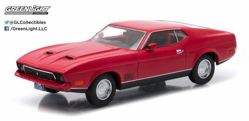 1/43 1971 Ford Mustang Mach 1(レッド) 86304