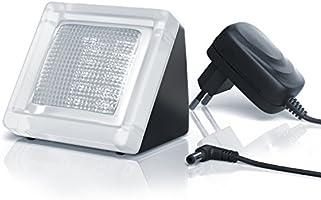 12-farbige LEDs energieeffizient CSL Einbruchschutz // Home Security LED TV-Simulator // Fake-TV Dummy TV // Fernsehsimulator 3 Programme LED Fernseh-Attrappe Zufallsmuster
