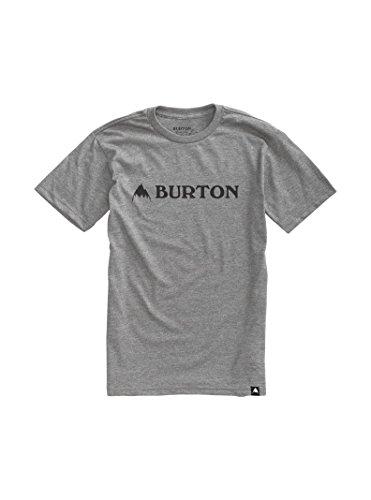 Burton Men's Mountain Horizontal Short Sleeve T-Shirt