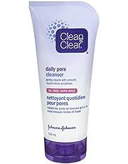 Clean & Clear Daily Pore Facial Cleanser, Oil-Free, 148 mL
