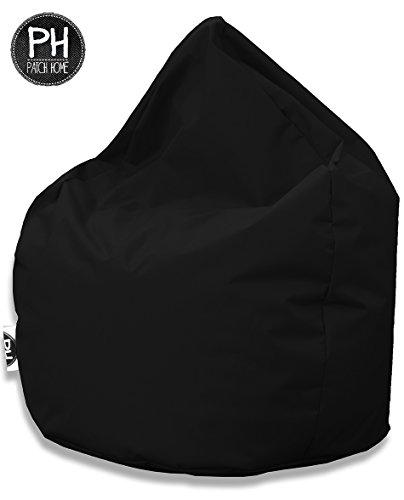 Patchhome-Sitzsack-Tropfenform-fr-In-Outdoor-XXL-420-Liter-mit-Styropor-Fllung-in-24-versch-Farben-und-3-Gren