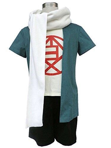 [Harry Shops Naruto Cosplay Costume Akimichi Choji-Male-X-Large] (Choji Cosplay Costume)