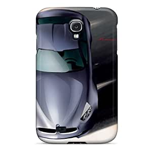Xianshishop Premium Protective Hard Cases For Galaxy S4- Nice Design - Bmw Concept Cs Top Sketch Black Friday