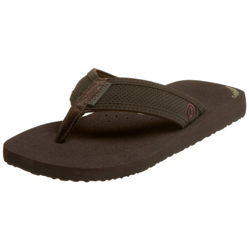 Flip cobian Mens cobian Floater Floater Flip Mens Chocolate Flop zOxRw