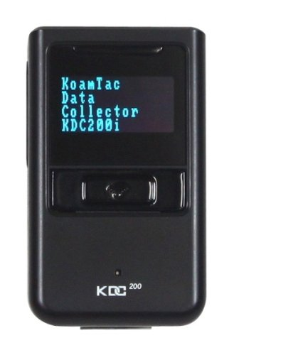 KDC200i 1D Laser Barcode Scanner with Bluetooth - Made for iPhone,iPad, iPod Touch and ANDROID by iTParts