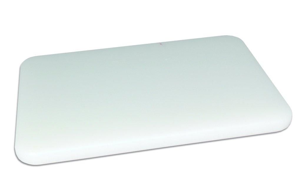 Compra Jocca Tabla de Cortar de Polietileno, Blanco, 40x30x2 cm en Amazon.es