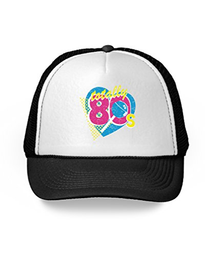 Awkward Styles 80s Accessories for 80s Party 80s Costume 80s Trucker Hat 80s Hat Totally 80s