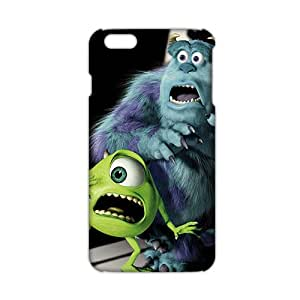 monster inc wallpaper hd 3D Phone Case for iphone 6 plus