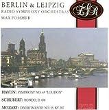 img - for East German Revolution: Hayden . Mozart . Shubert (UK Import) book / textbook / text book