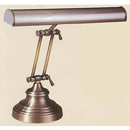 """House of Troy AP14-41-71 Advent Piano/Desk Lamp, 14"""" - House Of Troy AP14-41-71 Advent Piano/Desk Lamp, 14"""
