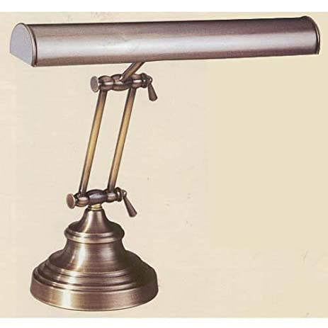 "House of Troy AP14-41-71 Advent Piano/Desk Lamp, 14"" - House Of Troy AP14-41-71 Advent Piano/Desk Lamp, 14"