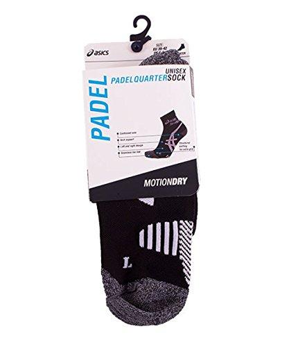 ASICS - Padel Quarter Sock, Color 0, Talla EU 43-46: Amazon.es ...