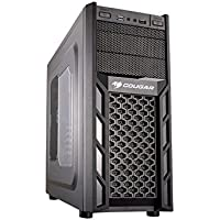 Cougar Solution2 ATX Mid Tower Computer Case Chassis