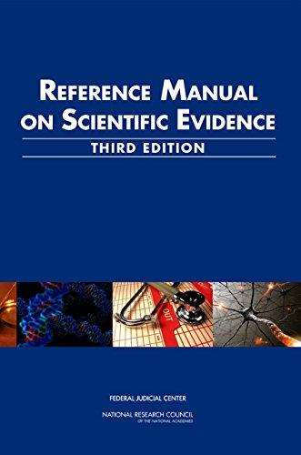 Download Reference Manual on Scientific Evidence:Third Edition Pdf