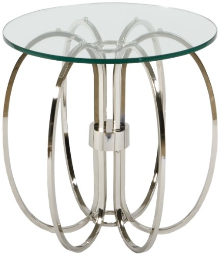 Global Views Oval Ring Table, Small