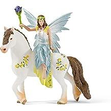 Schleich Eyela in Festive Clothes Riding Toy Figure