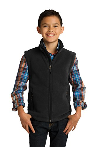 Port Authority 174 Youth Value Fleece Vest. Y219