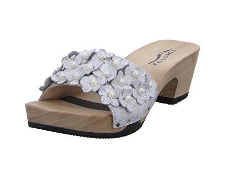 Softclox Women's Fashion Sandals White White (Hazelnut) White (Hazelnut)