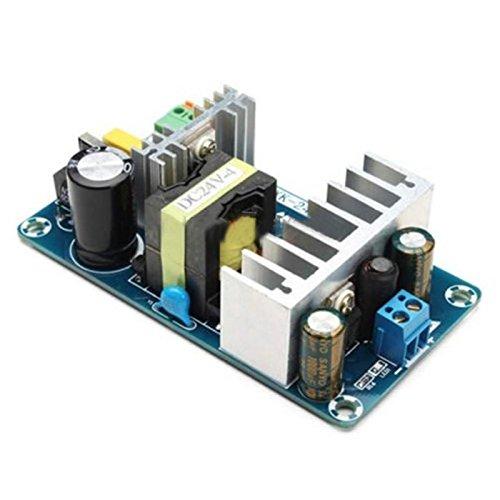 SODIAL Ac 85-265V Bis Dc 24V 4A-6A 100W Schalt Netz Teil Platine Netz Teil Modul