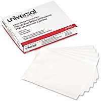 3 Mil Clear Letter Size Thermal Laminating Pouches 9 X 11.5 Qty 100 (UNV84622) 3-Pack