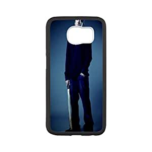 Custom High Quality WUCHAOGUI Phone case Eminem - Super Singer Protective Case For Samsung Galaxy S6 - Case-8