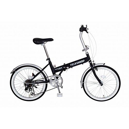 折畳み自転車 FIELD CHAMP FDB20 6S MG-FCP206【代引不可】 生活用品 インテリア 雑貨 自転車(シティーサイクル) 折り畳み自転車 top1-ds-1604413-ah [簡素パッケージ品] B06XQW4S7T