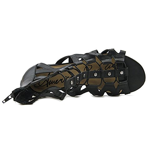 American Rag Aromil Women Us 8 Sandalo Nero Gladiatore