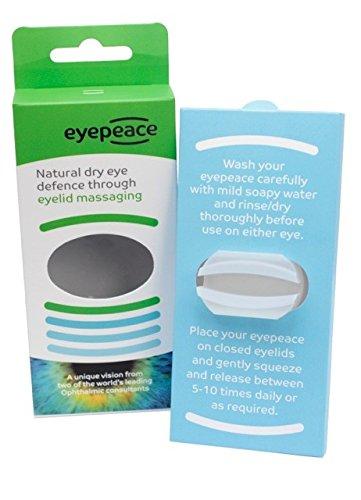 Párpado eyepeace- masajeador para ojos en seco, meibomian glándula Disfunción, sensible delanteros,
