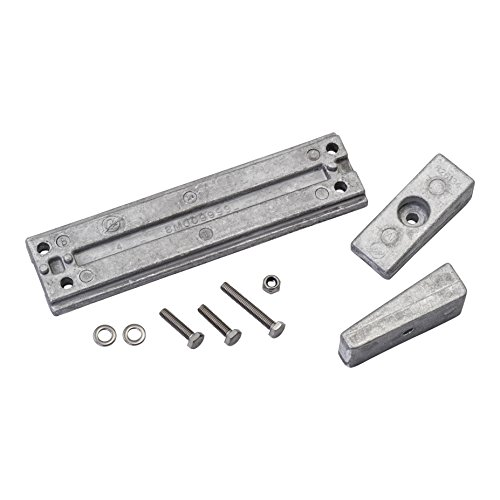 Quicksilver 8M0107546 Aluminum Anode Kit - Mercury and Mariner Outboards