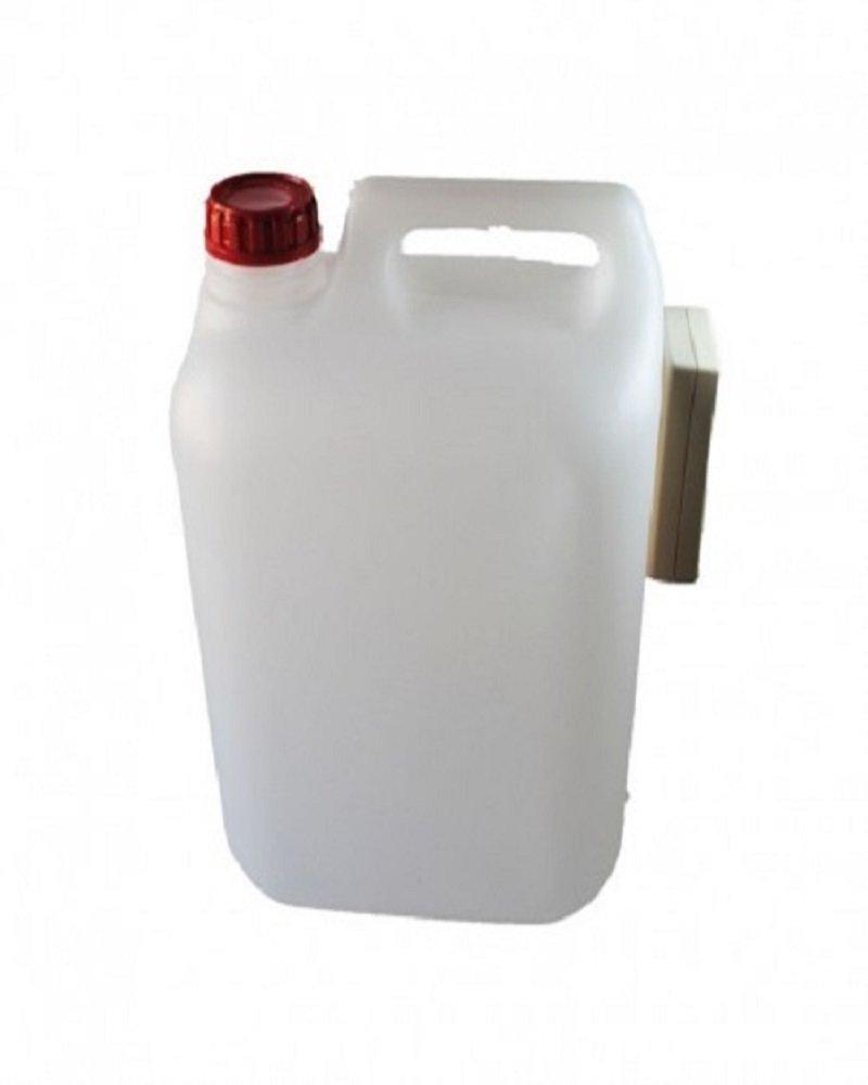 Deposito con alarma para el agua del aire acondicionado (10 litros): Amazon.es: Hogar