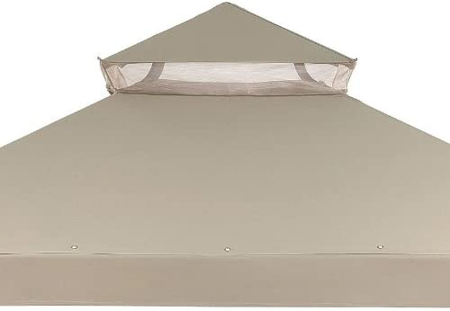 JCP 2011 Garden Gazebo Replacement Canopy Top Cover