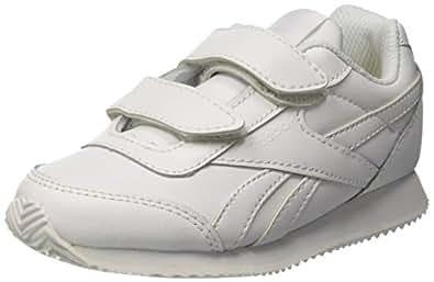 Reebok Boys Royal Classic Jogger 2.0 2V Sneaker, White, 1 US