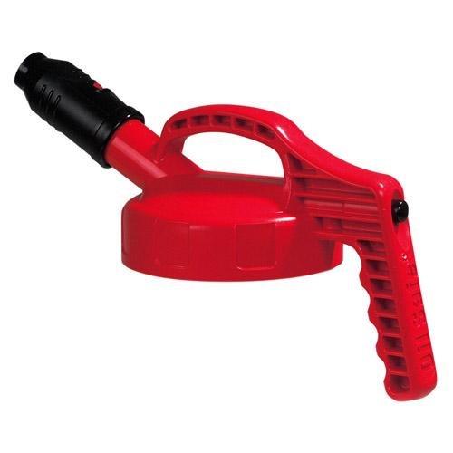OilSafe 100508 Red Stumpy Spout Lid
