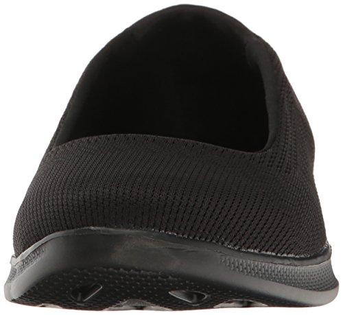 Slipper Blush Skechers Trainers Go Slip Nvw Lite On Step Noir Women's twBtrYq