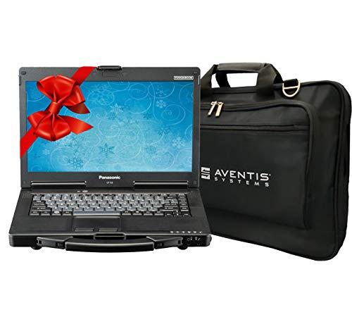 Panasonic Toughbook CF-53 Laptop PC Bundle with Laptop Bag