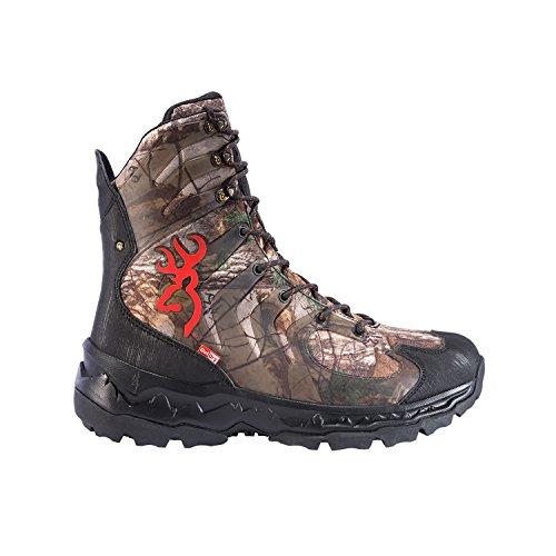 Browning 8�?Buck Shadow Men's 400g Hunting Boot Realtree Xtra