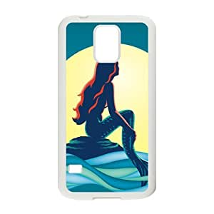 Tender mermaid Cell Phone Case for Samsung Galaxy S5