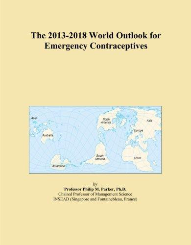 El mundo 2013-2018Outlook para anticonceptivos de emergencia