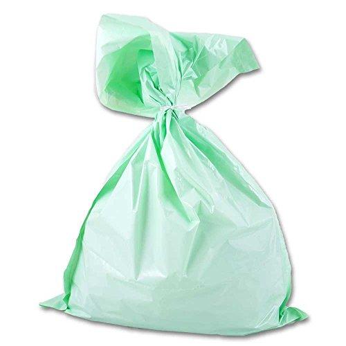 OdorNo Heavy Duty Disposal Bags, 2 Gallon, 2 Box of 25 Bags, (50 Bags Total)