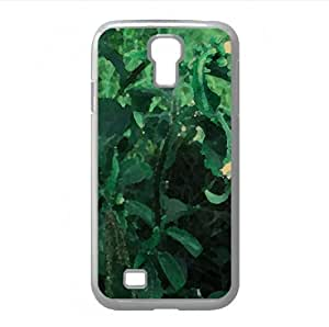 Tiny Flowers Watercolor style Cover Samsung Galaxy S4 I9500 Case (Flowers Watercolor style Cover Samsung Galaxy S4 I9500 Case)