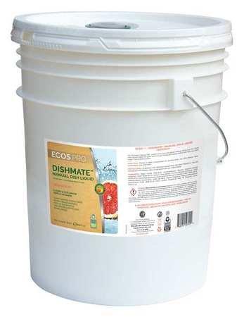Liquid Dish Detergent , 5 gal., Grapefruit