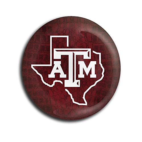 Marye-Kelley Texas A&M University Aggie Graduation Gift Glass Paperweight
