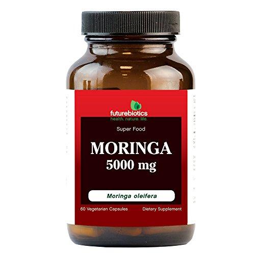 Futurebiotics Moringa, 60 Vegetarian Capsules