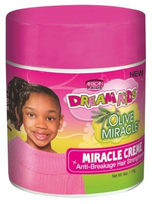 Ap Dream Kids Olive Miracle Miracle Creme 6oz (2 Pack)