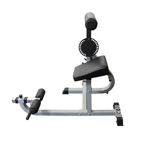 Valor Fitness DE-5 Plate Loaded Ab / Back Machine to Strengthen Lower Back and Core by Valor Fitness (Image #2)