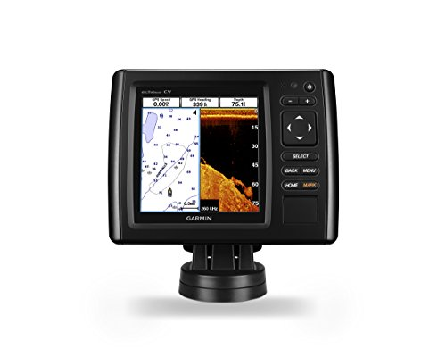 - Garmin echoMAP CHIRP 54cv with transducer, 010-01799-01